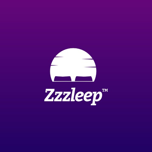 Logo for sleeping aid products.