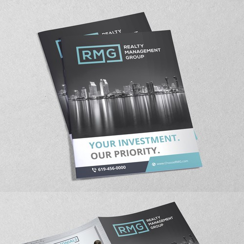RMG Brochure Design