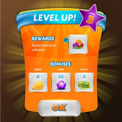 Level up design
