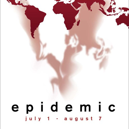 Design our poster for a project about EPIDEMICS!