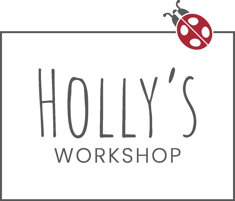 Design A Brand Logo For Holly's Workshop