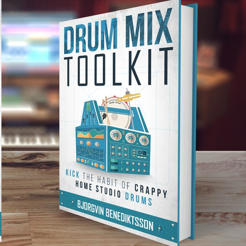 Drum Mix Book Cover