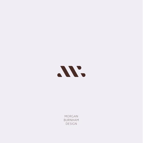 Minimal yet luxurious logo for Interior Design company