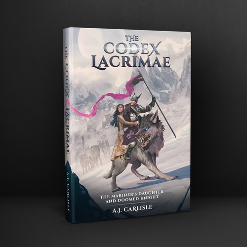 Book cover for THE CODEX LACRIMAE