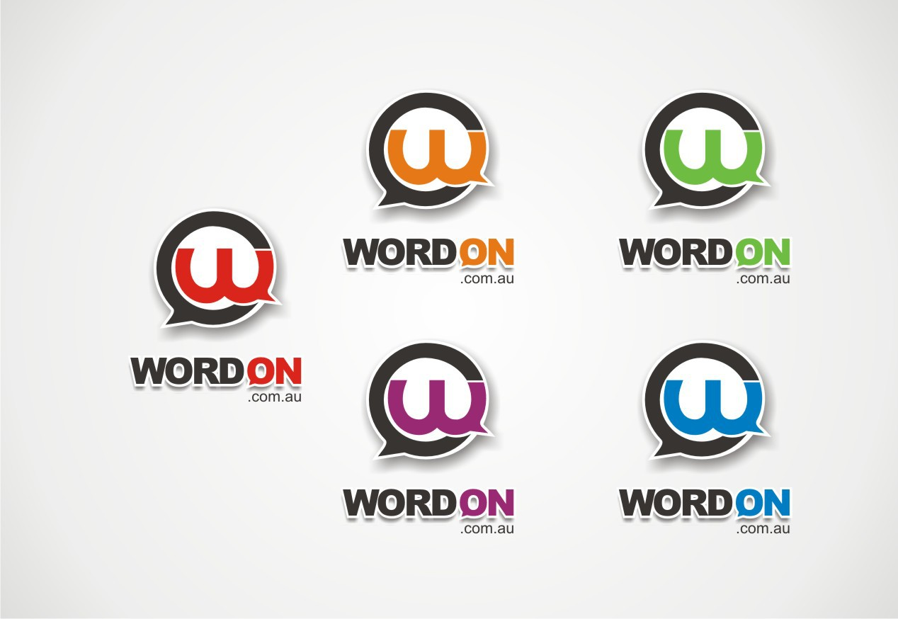 WORDON.com.au seeks logo for online store (selling a wide variety of personalised products)