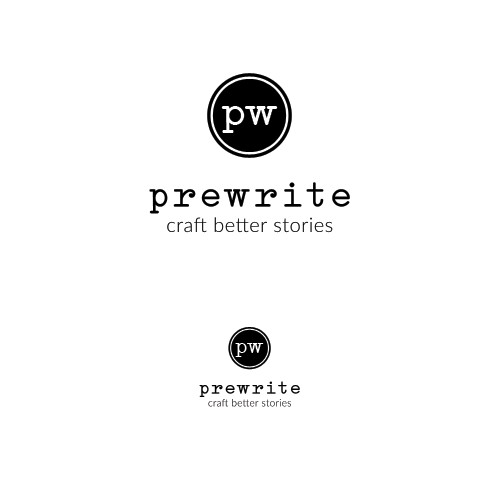 Logo design - Prewrite