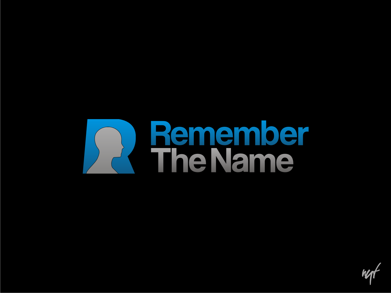 logo for Remember The Name