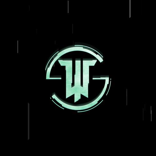 Sci-fi Logo design for Weaponized Soul