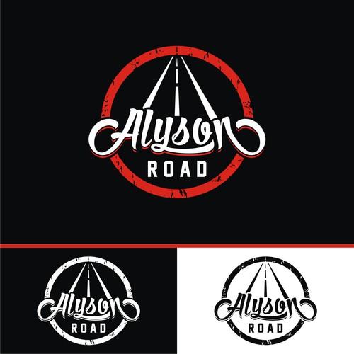 ALYSON ROAD LOGO