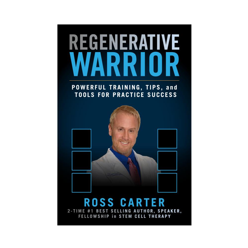 Regenerative medicine podcast book cover