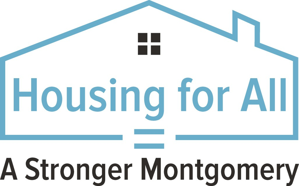 Design a logo to raise awareness about our community efforts to end homelessness in Montgomery Count