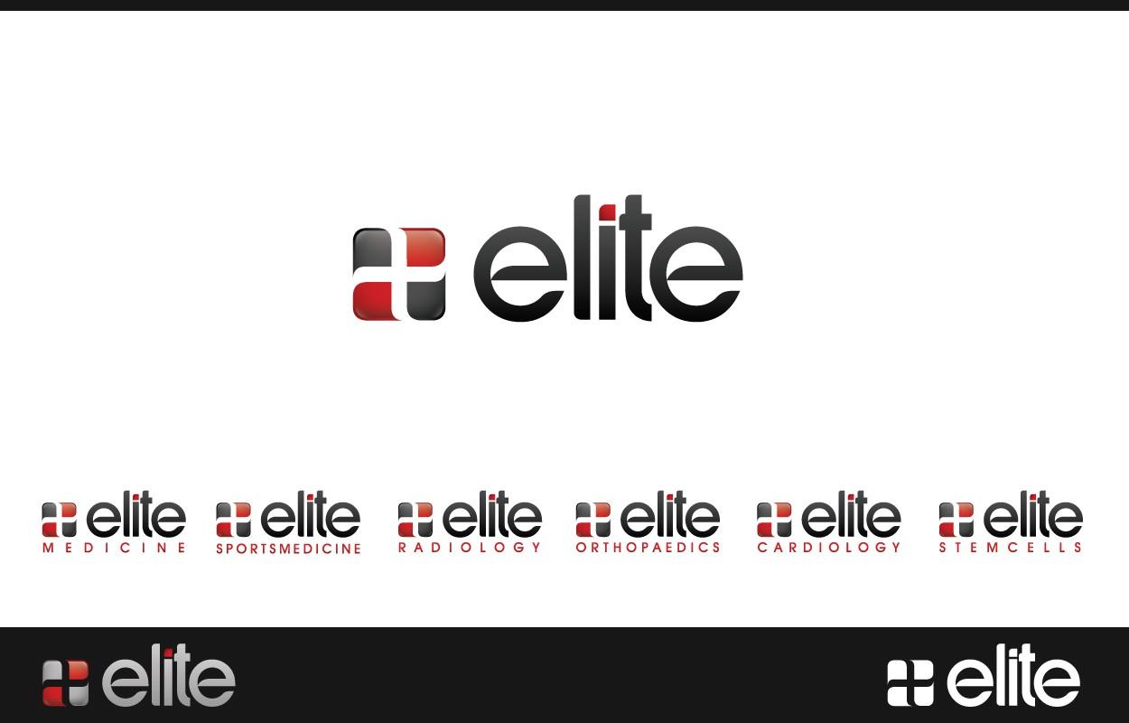 logo for elite