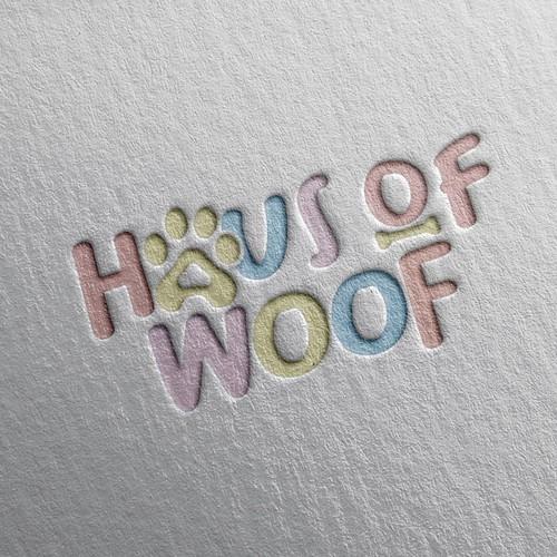 Chic logo pet shop