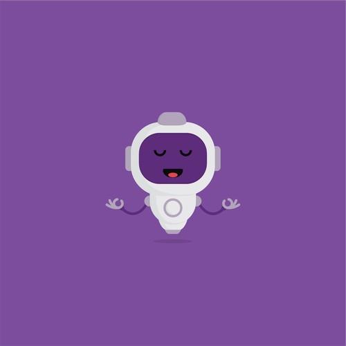 Logo for meditation app Zenzi