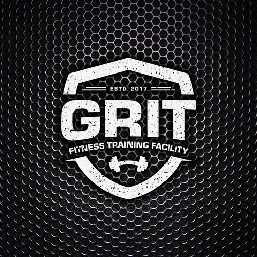 Fitness training facility logo