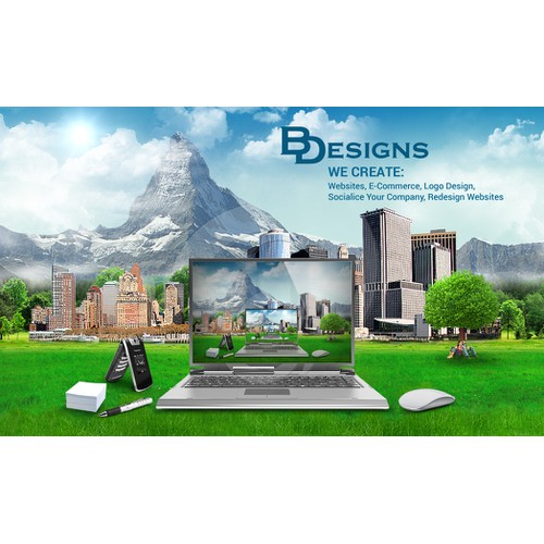 New banner ad wanted for BDesigns