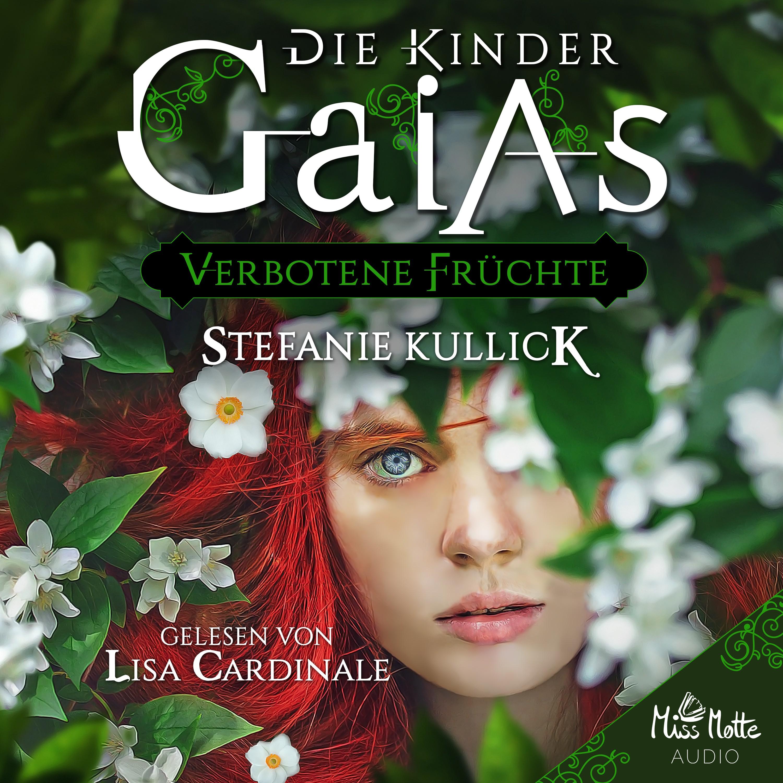 "Cover Audio Book ""Die Kinder Gaias"" Book 1"