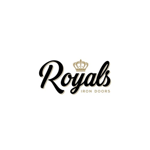 Royals Iron Doors