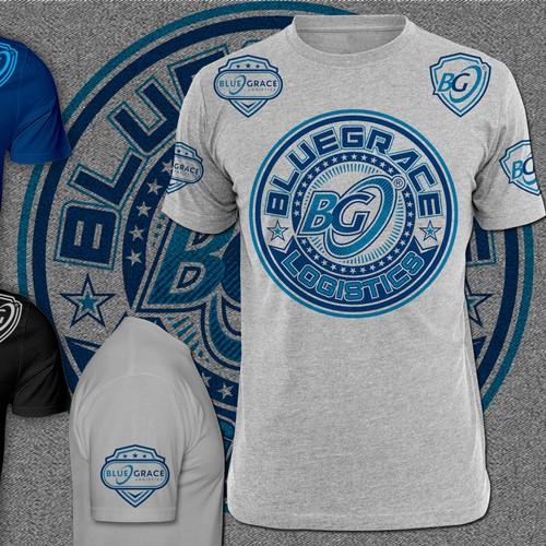 BlueGrace t-shirt