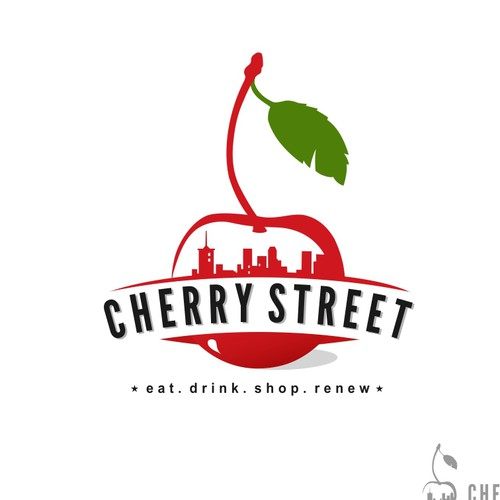 Cherry Street needs a new logo