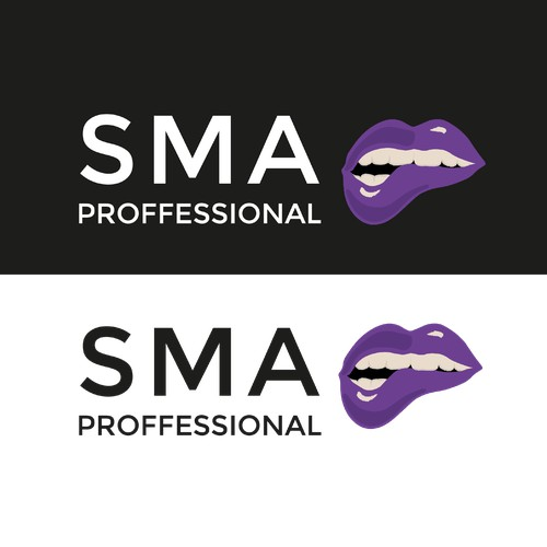 Logo for makeup brand