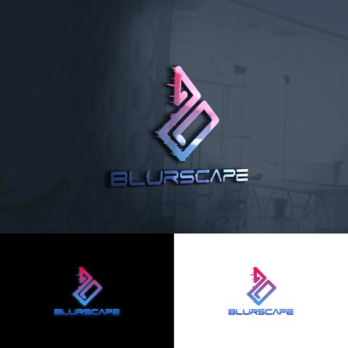 Logo Concept for BlurScape