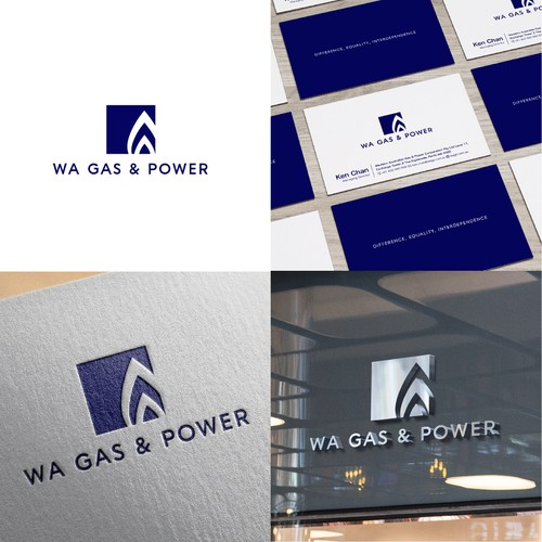 WA GAS & POWER