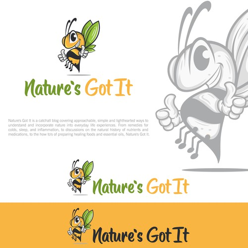 The logo for Nature's Got It