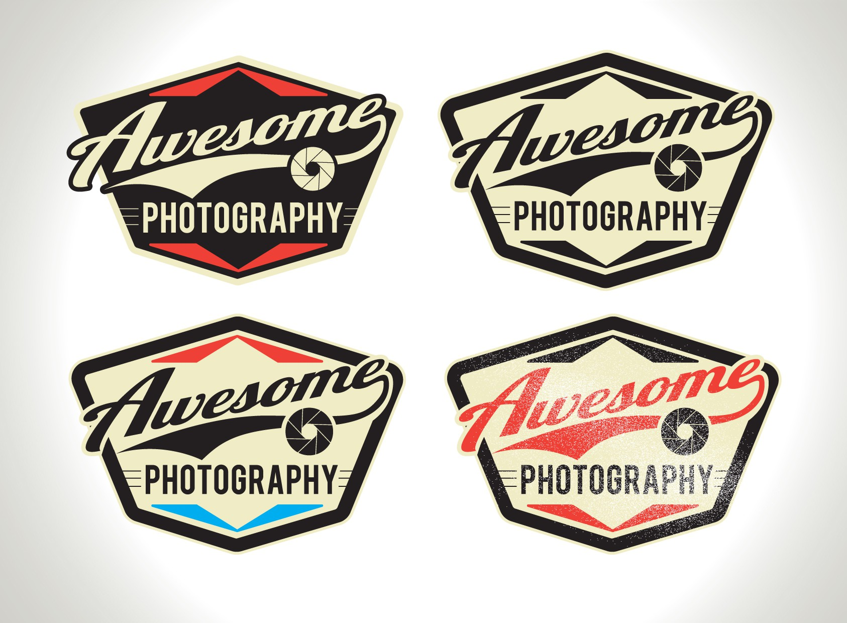New logo wanted for Awesome Photography