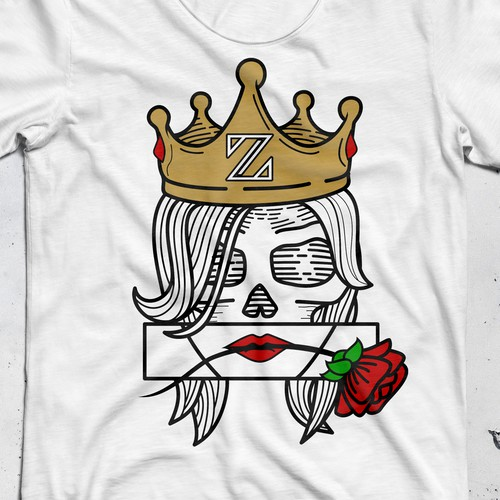 beautifull t-shirt design
