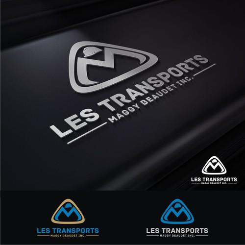 logo design for les transports