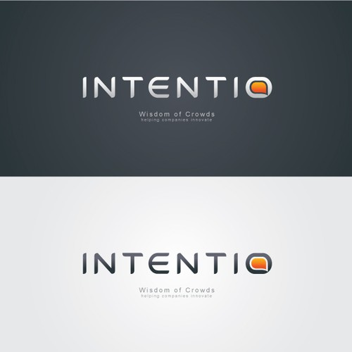 Create the next logo for Intentio
