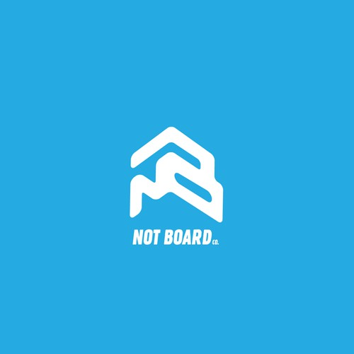 Logo for a Skate/Snow/Surf New Mexico Company