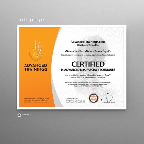 Design background graphic for Certificate-of-Completion templates