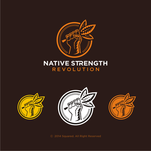 Native Strength Revolution Logo