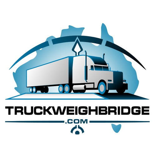 Create the next logo for Www.truckweighbridge.com.au or great southern weighbridges