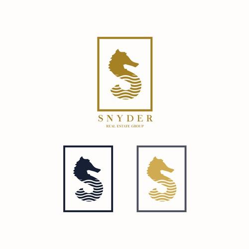 SNYDER Logo - Brand Identity