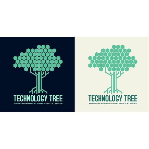 Technology Tree (tech tree for short) needs a new Logo Design