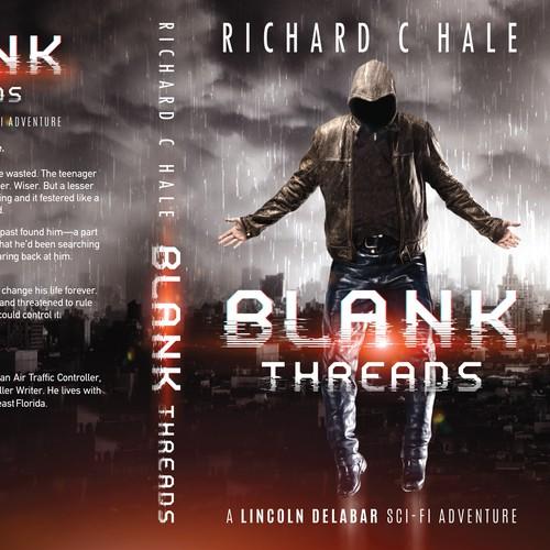 Blank - book 2, Sci-fi adventure by Richard C Hale