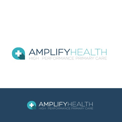 New, Clean logo for Healthcare company. Help us make a difference!