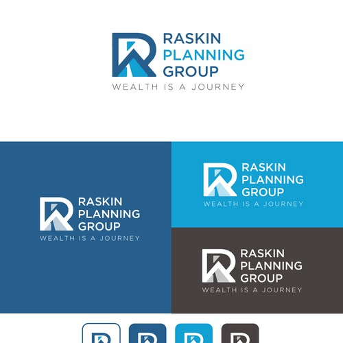 Logo design for a high net worth financial planning company