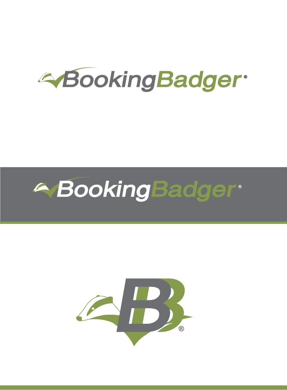 logo for Booking Badger