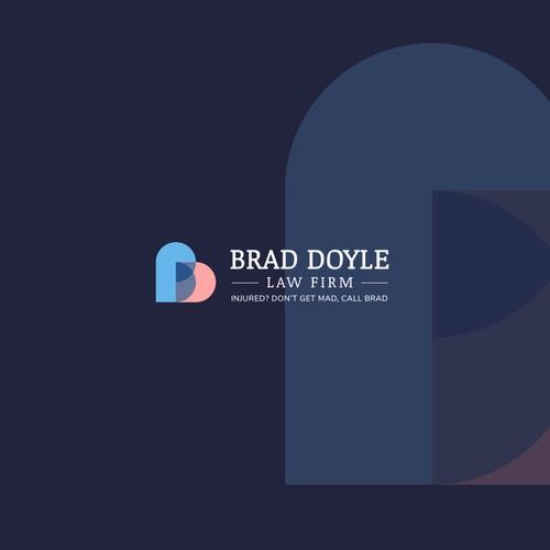 BD monogram concept