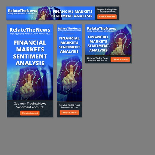 Banner ad for RelateTheNews