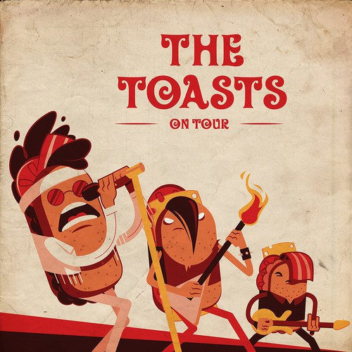 The Toasts