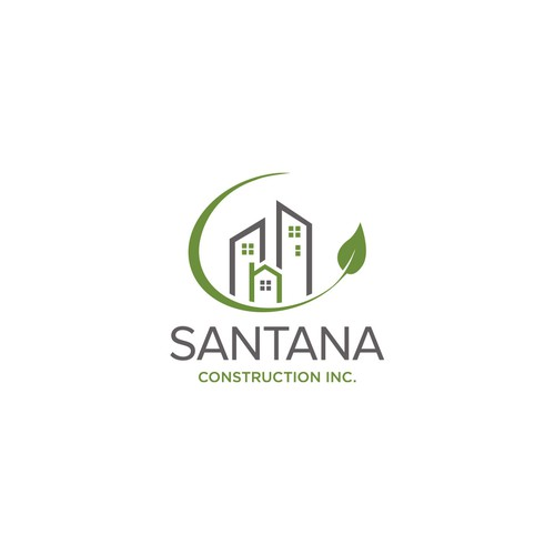 Logo for Santana Construction Inc.