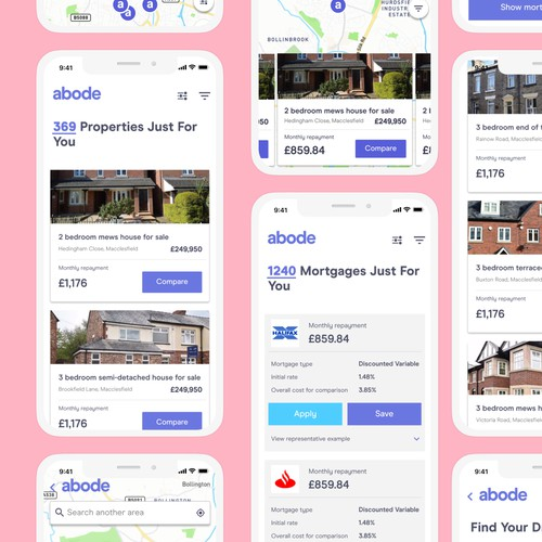Mobile First Mortgages