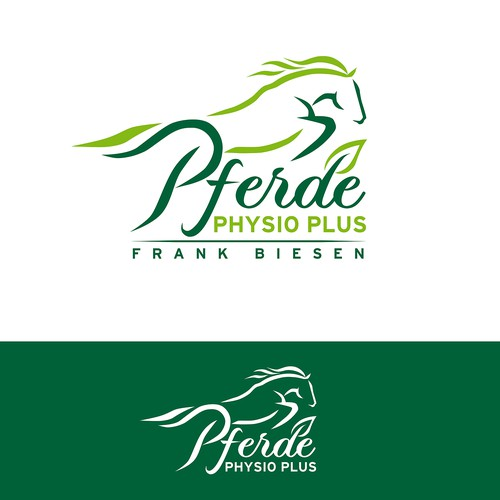 Logo for Equine Physical Therapist