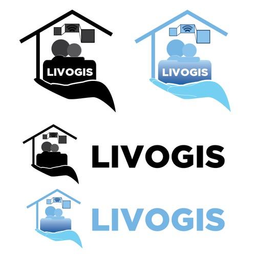 LIVOGIS Logo #3