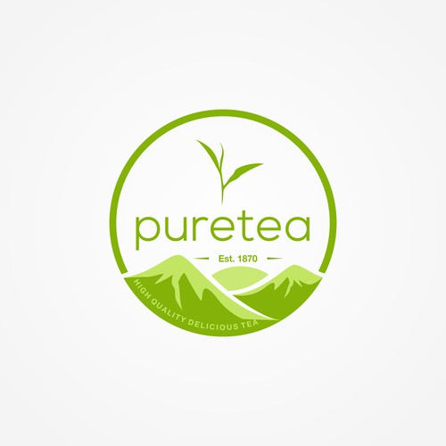 PureTea - high quality delicious tea you can't wait to drink :)